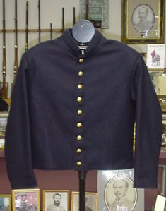 UNION OFFICERS SACK & FROCK COATS 8-12-18
